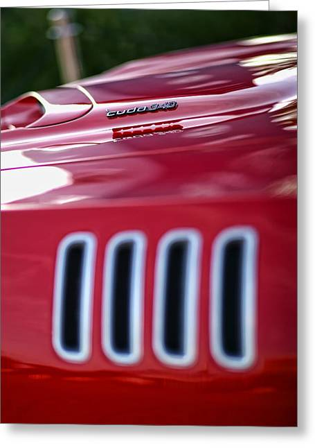 1971 Plymouth 'cuda 340 Greeting Card by Gordon Dean II