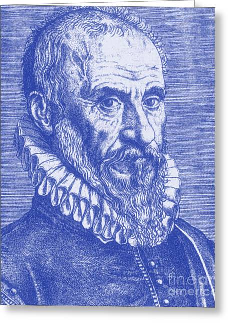 Ambroise Par�, French Surgeon Greeting Card
