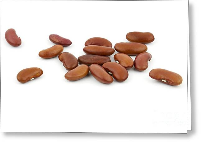 Beans Greeting Card by Blink Images