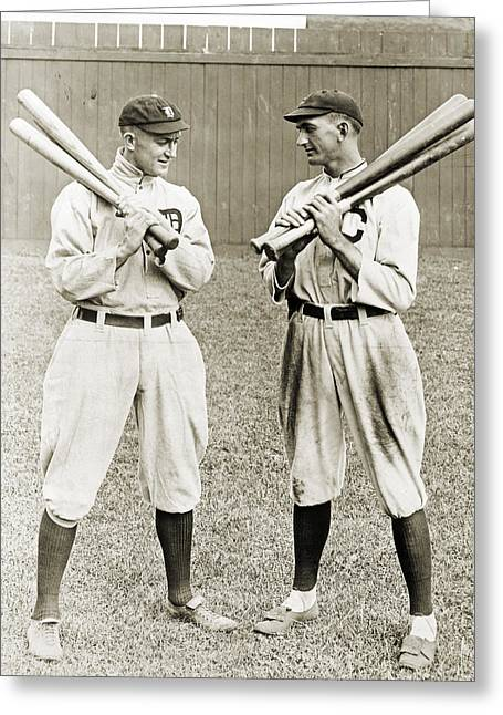 Cobb & Jackson, 1913 Greeting Card