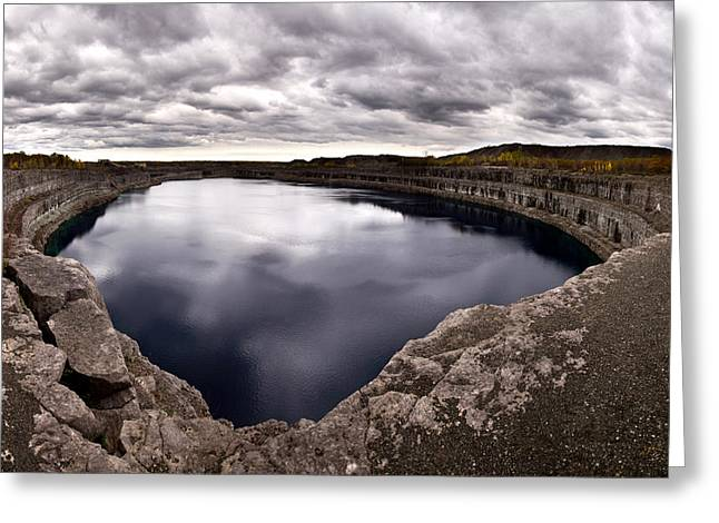 Marmora Mine Greeting Card by Cale Best
