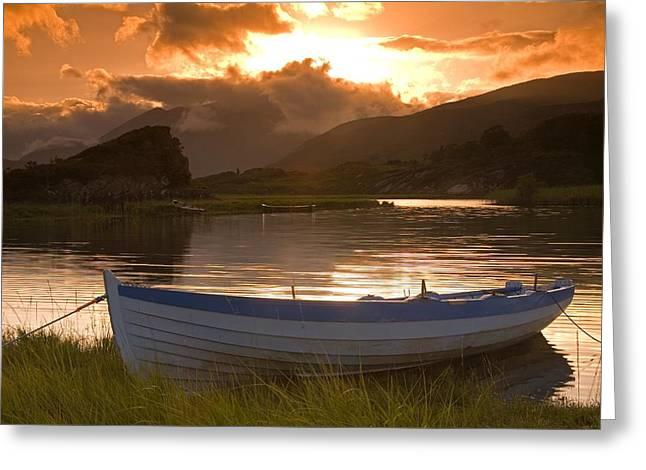 Upper Lake, Killarney National Park Greeting Card
