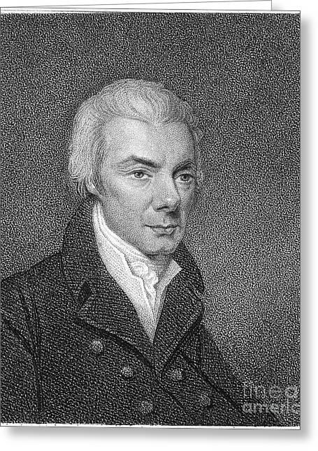William Wilberforce Greeting Card