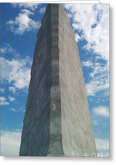 Wright Brothers Memorial Greeting Card