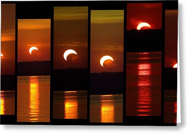 2012 Solar Eclipse Greeting Card