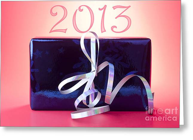 2013 New Year Greeting Card