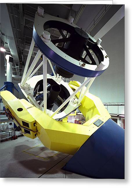 2.2-metre Optical Telescope Greeting Card