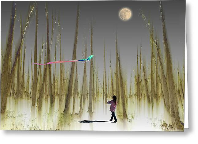 2393 Greeting Card by Peter Holme III