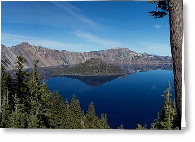 Crater Lake National Park Greeting Card