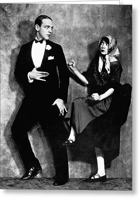 Fred Astaire (1899-1987) Greeting Card by Granger