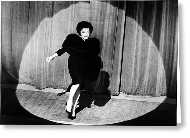 Judy Garland (1922-1969) Greeting Card by Granger