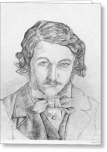 William Morris (1834-1896) Greeting Card by Granger