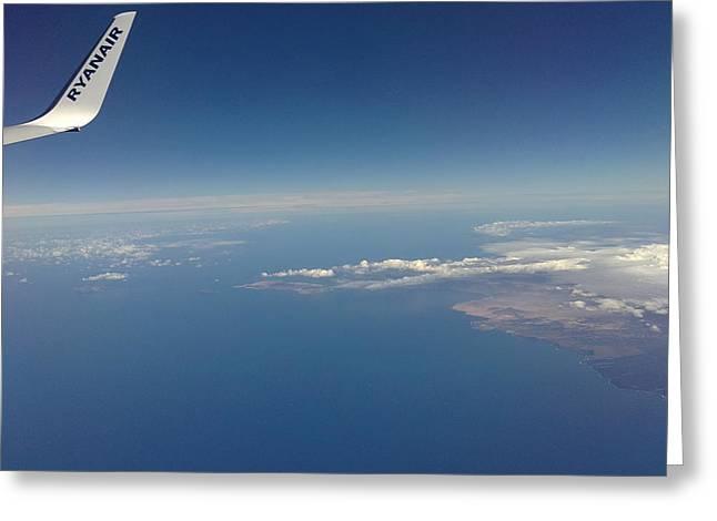 Fuerteventura Greeting Card by Sandor Tottosi