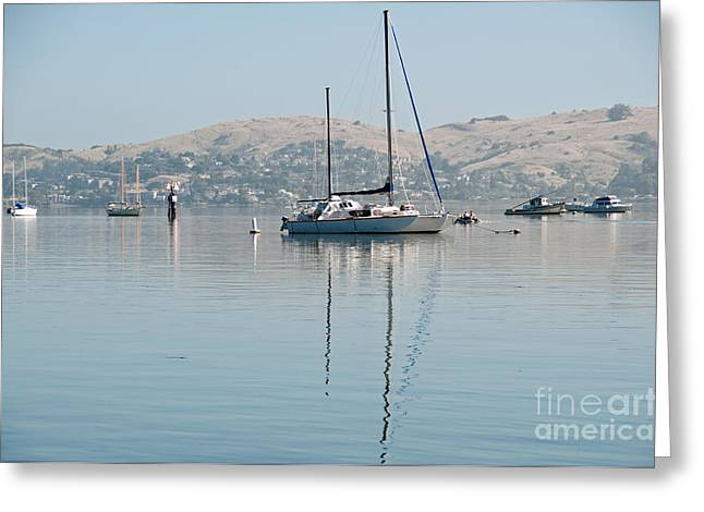 Sausalito Greeting Card