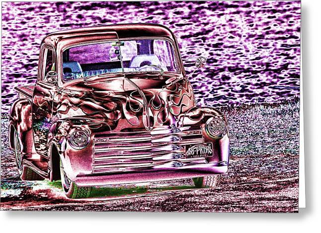 48 Pick Up Greeting Card