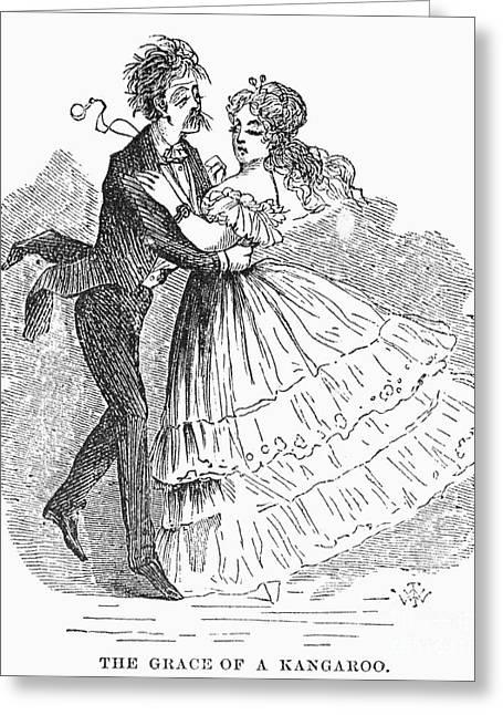 Samuel Langhorne Clemens Greeting Card by Granger