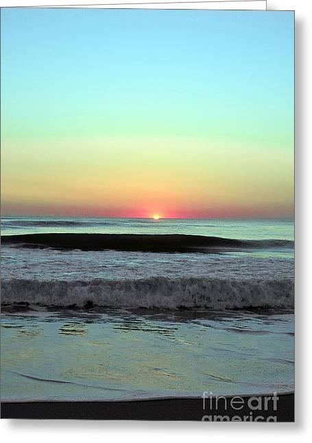 Ocean Tides Series Greeting Card