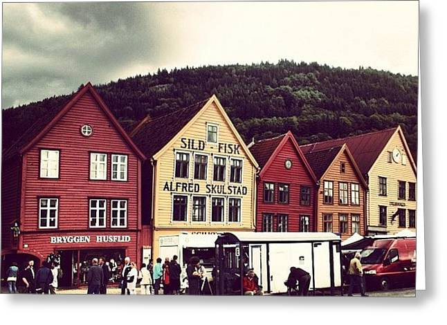 Bergen Greeting Card