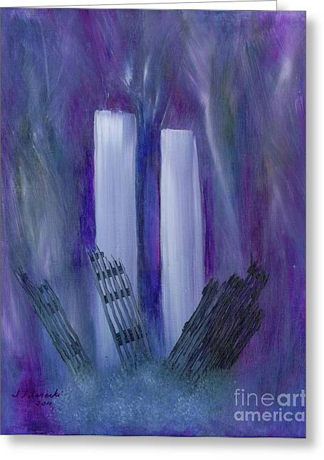 9-11 Remembering Greeting Card