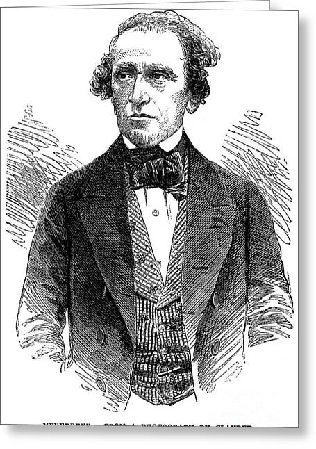 Giacomo Meyerbeer Greeting Card