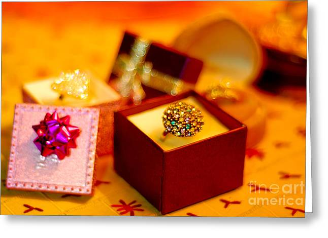 A Beautiful Surprise Greeting Card by Syed Aqueel