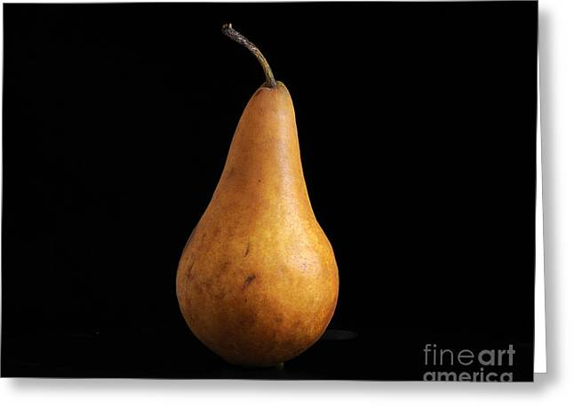 A Pear Greeting Card