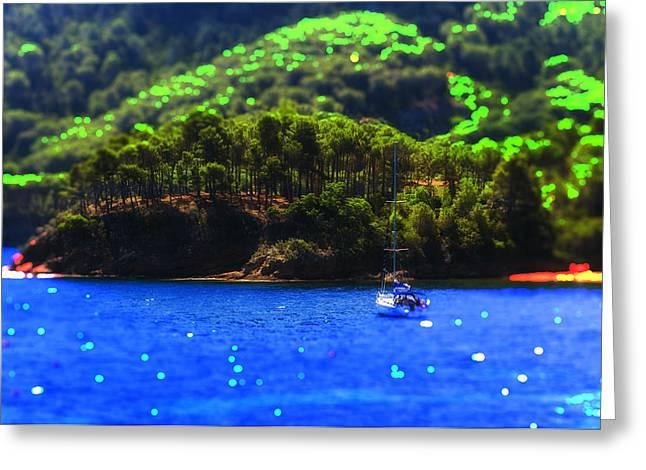 A Taste Of Elba Island - A Place Of My Dreams - Un Posto Da Sogno - Ph Enrico Pelos Greeting Card