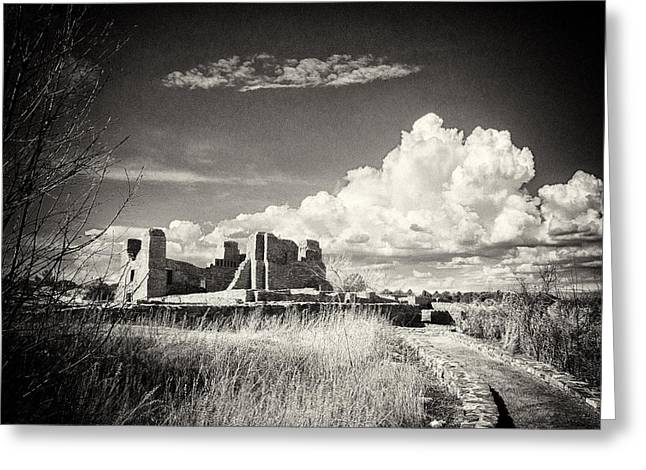 Abo Ruins Greeting Card by Inlightful Images