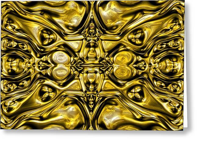 Abrakadabra I.   Greeting Card by Tautvydas Davainis