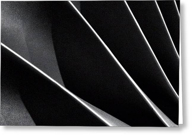 #abstract #bw #bnw Greeting Card