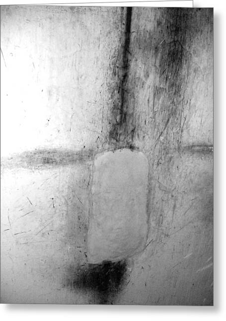 Greeting Card featuring the photograph Abstract by Mary Sullivan