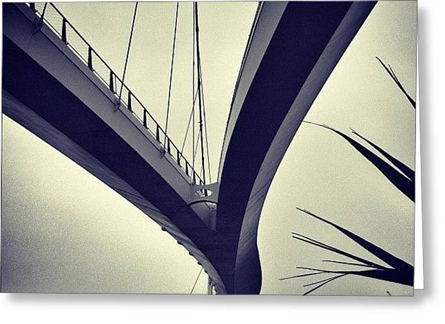 Across. Have A Good Sunday! #bridge Greeting Card