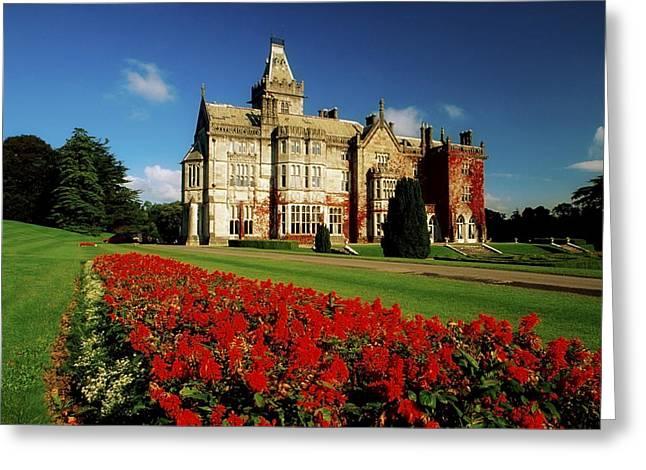 Adare Manor, County Limerick, Ireland Greeting Card by Richard Cummins