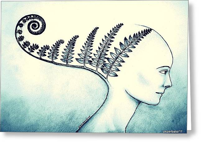 Aesthetics Awakens The Ethical II Greeting Card by Paulo Zerbato