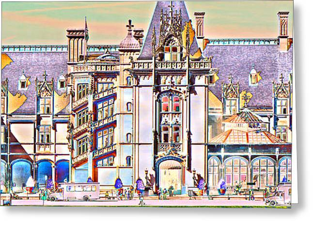 Ages Of Color Greeting Card by Betsy Knapp