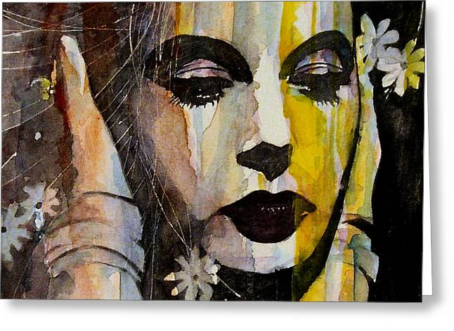 Agony And Ecstasy Greeting Card by Paul Lovering