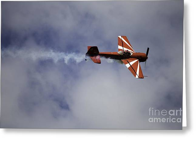 Air Show 10 Greeting Card by Darcy Evans