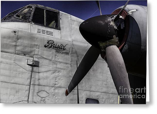 Air Show 12 Greeting Card by Darcy Evans