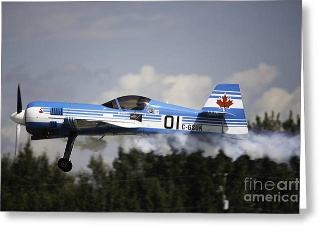 Air Show 14 Greeting Card by Darcy Evans