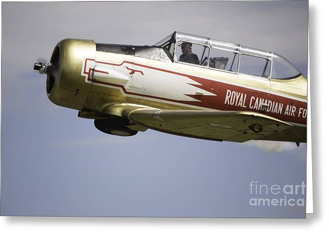 Air Show 7 Greeting Card by Darcy Evans
