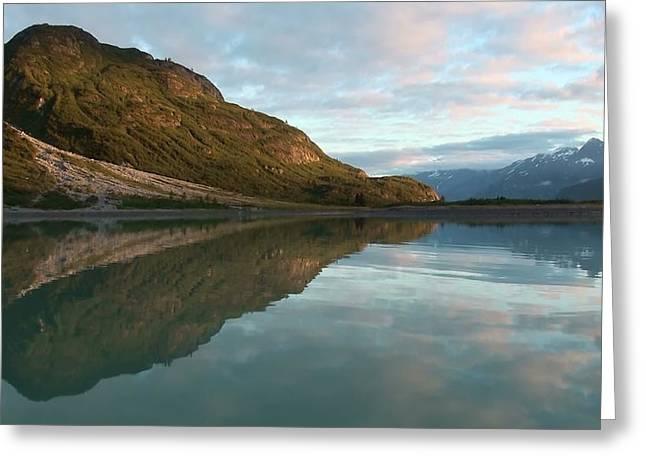 Alaskan Illusion Greeting Card