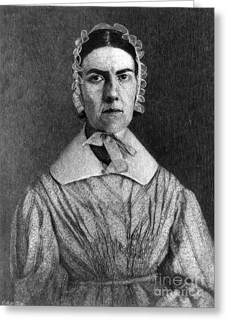 Angelina Grimk�, American Abolitionist Greeting Card