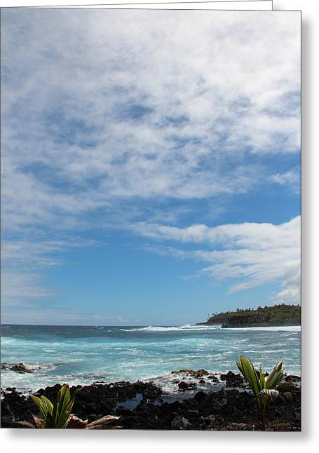 Greeting Card featuring the photograph Another Sunny Sunday In Hawaii by Kerri Ligatich