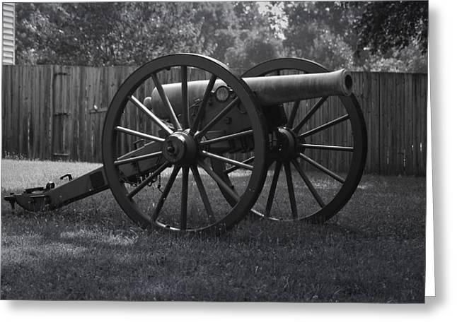 Appomattox Cannon Greeting Card