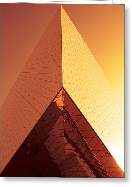 Architecture 3001 Greeting Card by Falko Follert