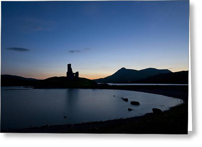 Ardvreck Castle Greeting Card