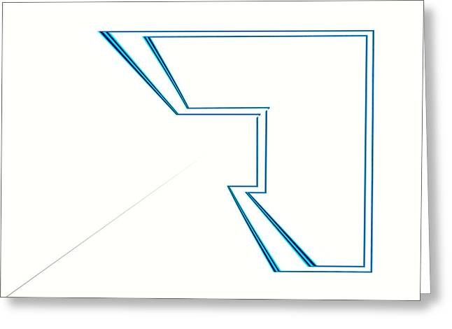 Arnav No.1 Greeting Card by Danny Lally