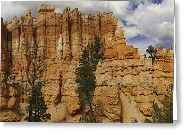 Greeting Card featuring the photograph Around The Bend At Bryce Canyon by Gregory Scott