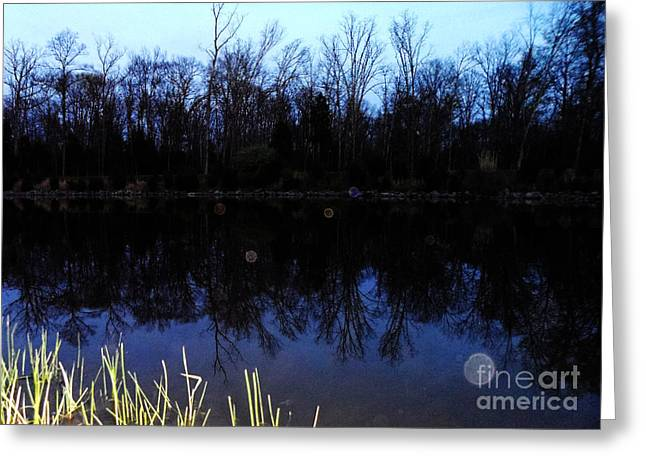 As Dawn Breaks Greeting Card by Doug Kean