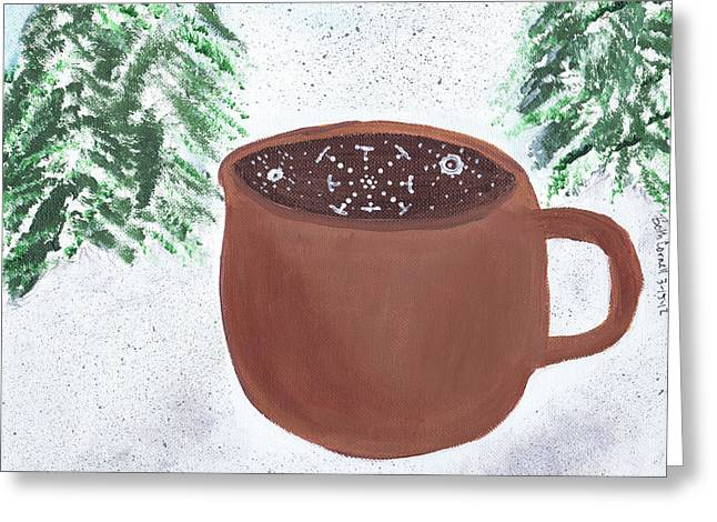 Aspen Cup Greeting Card